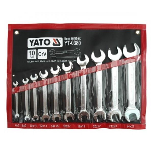 Set chei fixe YT-0380